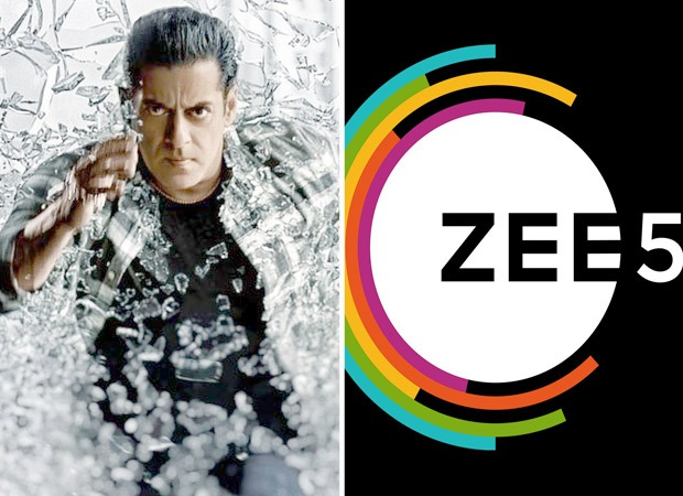 Salman's STAR POWER Zee5's server CRASHES as 1.25 million people log on simultaneously to watch Radhe – Your Most Wanted Bhai