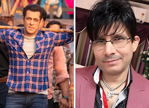 Salman Khan files defamation case against Kamaal R Khan for his Radhe – Your Most Wanted Bhai review