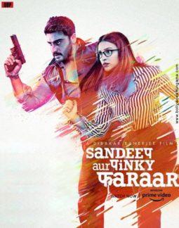 First Look Of The Movie Sandeep Aur Pinky Faraar