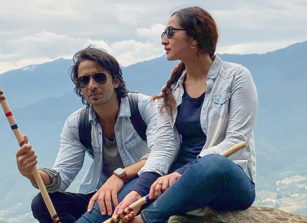 Shaheer Sheikh says 'it is too early to comment' on whether wife Ruchikaa Kapoor is pregnant