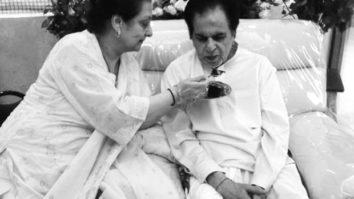 Saira Banu confirms Dilip Kumar is recovering well, to be discharged from the hospital