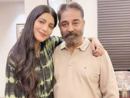Shruti Haasan shares a message for father Kamal Haasan after he loses his maiden election