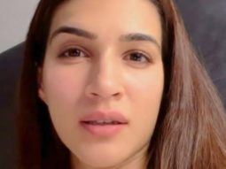 """""""What breaks us also unites us""""- Kriti Sanon gets candid as she shares her bedtime thoughts"""