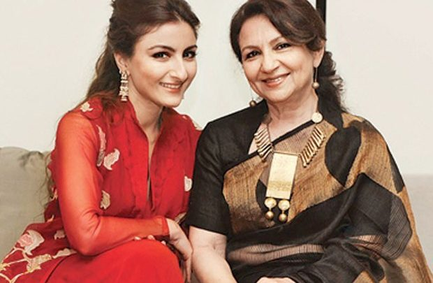 Mother-daughter duo Sharmila Tagore and Soha Ali Khan to auction their personal items for charity