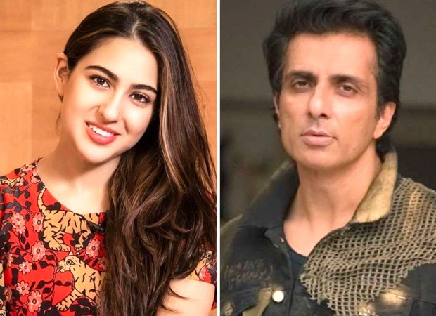 "Sara Ali Khan contributes towards Sonu Sood's charity foundation for COVID relief; Sood says ""You are a hero"" : Bollywood News – Bollywood Hungama"