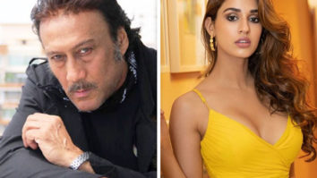 Jackie Shroff reveals how Disha Patani addressed him on the sets of Radhe-Your Most Wanted Bhai