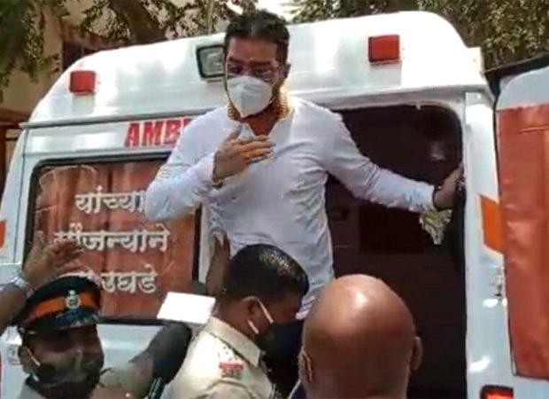 Hindustani Bhau arrested after using ambulance to reach protest site amid curfew