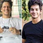 "Vijay Varma introduces his new wife on Instagram, Ishaan Khattar says ""Bhaga le jaunga"""