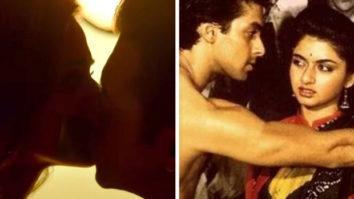 Salman Khan compares his kiss with Disha Patani in Radhe to that with Bhagyashree in Maine Pyar Kiya