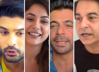 Sidharth Shukla and Shehnaaz Gill join the LOL: Hasse Toh Phasse challenge with Sunil Grover and Gaurav Gera