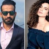 Irfan Pathan takes a dig at Kangana Ranaut's social media presence; says her posts are all about spreading hate