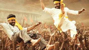 """I got tears while watching the stunt sequences in the RRR, "" says screenwriter KV Vijayendra Prasad"