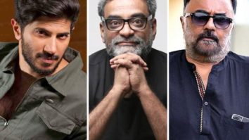 Dulquer Salmaan, R Balki, and PC Sreeram join hands for a psychological thriller