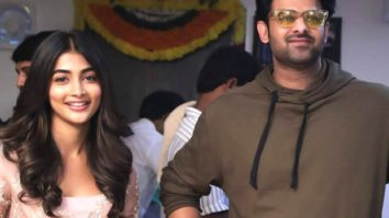 Pooja Hegde's performance in Radhe Shyam leaves co-star Prabhas extremely impressed