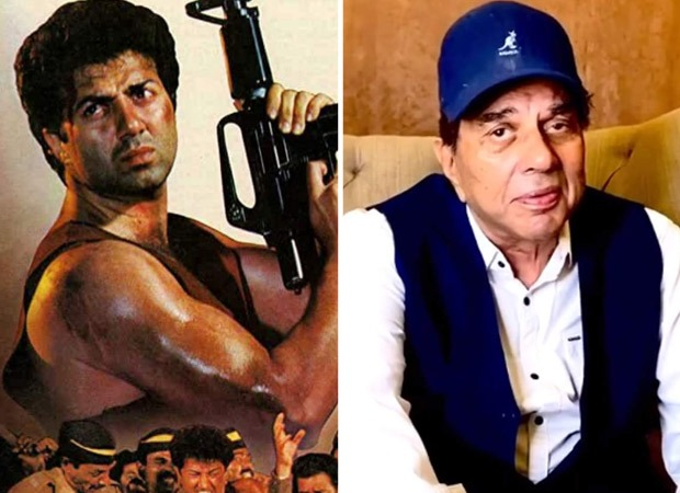 31 Years of Ghayal: The INSIDE story on why Sunny Deol had to accept the Best Film Award at Filmfare on behalf of his father Dharmendra