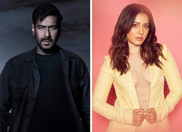 Ajay Devgn's Rudra series goes on floors on July 21; South actress Raashii Khanna to star as leading lady