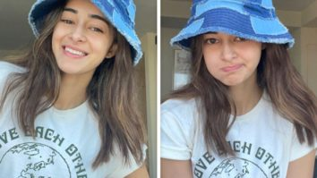 Ananya Panday can't get enough of her bucket hatwhich is a trendy summer accessory