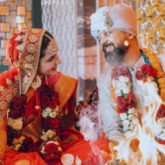 Love Per Square Foot director Anand Tiwari and actor Angira Dhar get married