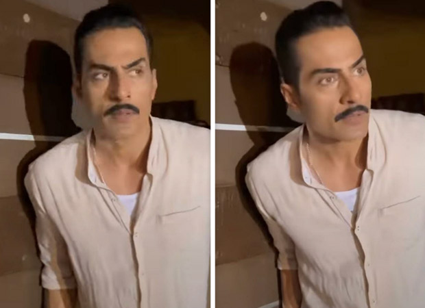 Anupamaa fame Sudhanshu Pandey shares a hilarious horror video from the sets