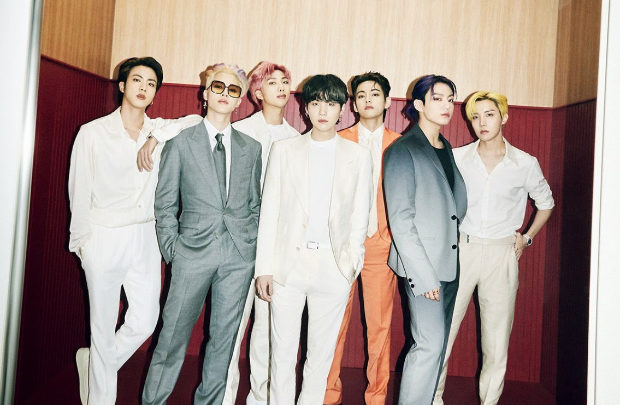 BTS closes 8th anniversary celebration by staying atop on Billboard Hot 100 with 'Butter' for the third consecutive week