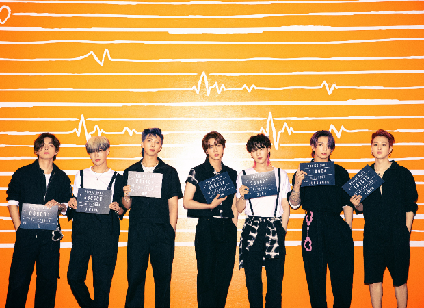 BTS members are handcuffed in second concept photosahead of 'Butter' CD single release on July 9