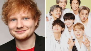 Big Hit Music conforms Ed Sheeran has participated in another track for BTS