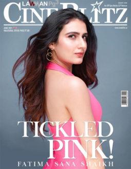 Fatima Sana Shaikh On The Cover Of CineBlitz