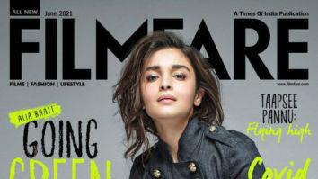 Alia Bhatt On The Covers Of Filmfare