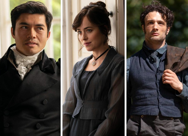 First look of Henry Golding, Dakota Johnson and Cosmo Jarvis unveiled from upcoming Jane Austen adaptation Persuasion at Netflix (2)