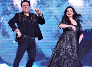Govinda and Neelam reunite on Super Dancer - Chapter 4; dance to the beats of 'Aap Ke Aa Jane Se'