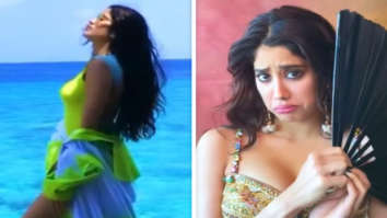 Janhvi Kapoor relives beautiful memories from her vacation in this throwback video