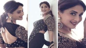 Madhuri Dixit exudes captivating and elegant aura in sartorial lehenga for Dance Deewane 3