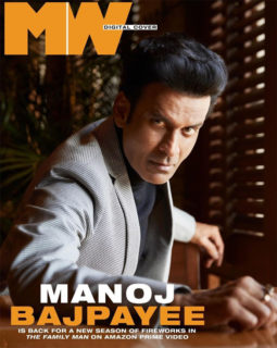 Manoj Bajpayee on the cover of Man's World