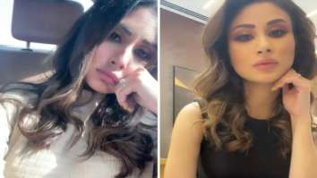 Mouni Roy makes fashion transition Instagram reel with BTS' 'Butter' as background song