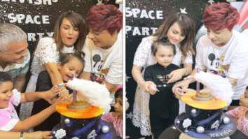 Nisha Rawal organizes a birthday bash for son Kavish amid legal conflict with husband Karan Mehra