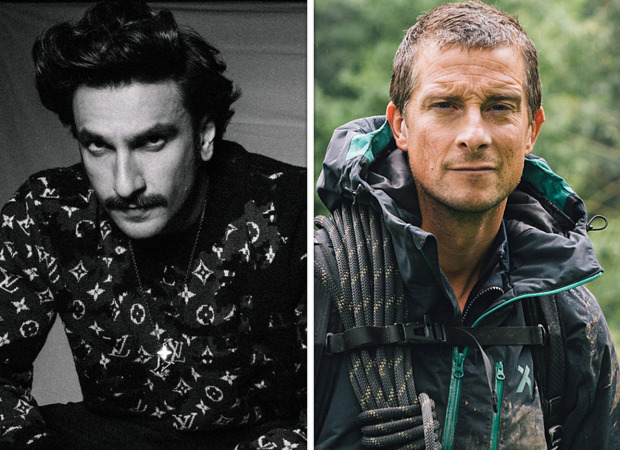Ranveer Singh and Bear Grylls set to collaborate for an action-packed adventure for Netflix