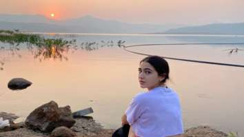 Sara Ali Khan shares throwback pictures from her holiday, says 'take me back'