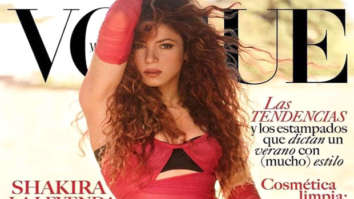 Shakira looks smokin' hot in red bodycon dress on the cover of Vogue Mexico, reveals new single coming out in July