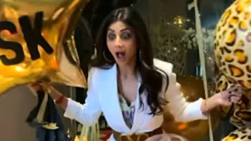 Shilpa Shetty shares a glimpses of her 46th birthday, watch video