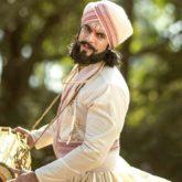 Actor Gashmeer Mahajani unveils the first teaser of his much-awaited Marathi film, Hambirao SarSenapati