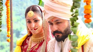 """""""Memories of a lifetime,"""" says Yami Gautam as she shares pictures from her big day with Aditya Dhar"""
