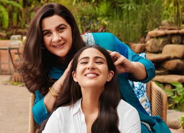 Sara Ali Khan and Amrita Singh come together for the first time for a brand endorsement