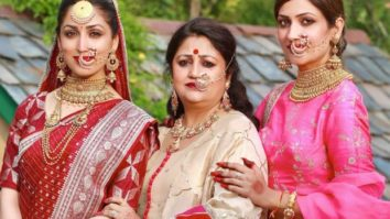 Yami Gautam wishes her mother with an unseen picture from her wedding day