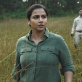 """""""I actually met with a couple of forest officers to understand what exactly the job entails""""- Vidya Balan on her prep for Sherni"""