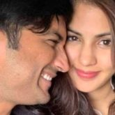 """""""I know that you are my guardian angel now""""- Rhea Chakraborty pens a heartfelt note on Sushant Singh Rajput's first death anniversary"""