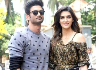 Kriti Sanon shares a photo collage of her and Sushant Singh Rajput's look test for Raabta along with an emotional note for the late actor