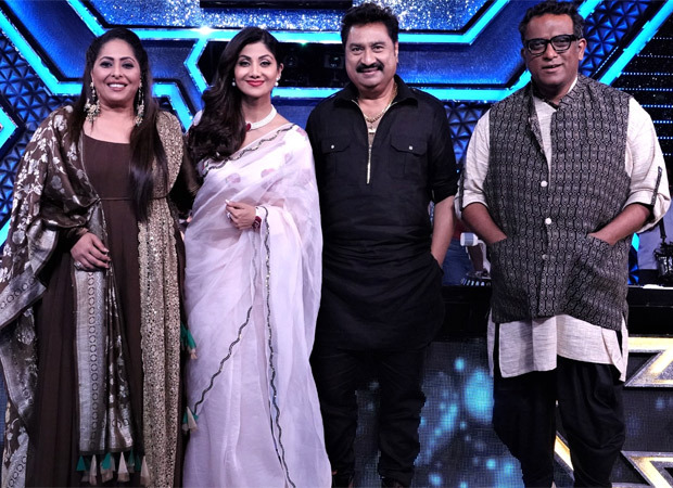 This weekend Super Dancer – Chapter 4 celebrates 'Kumar Sanu Special' with the singing maestro himself