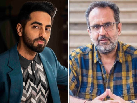 After Shubh Mangal Saavdhan franchise, Ayushmann Khurrana and Anand L Rai team up once again
