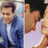 22 Years of Hum Dil De Chuke Sanam: Salman Khan and Ajay Devgn share unseen pictures from the sets of the film