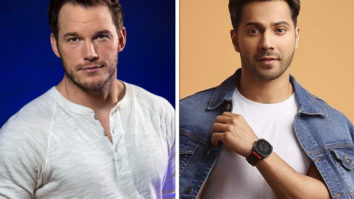 Chris Pratt responds responds to Varun Dhawan's fanboy comment on his movie The Tomorrow War